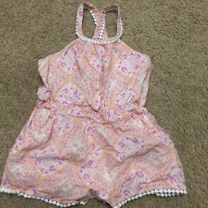 Pink toddler romper ** For Sale!**